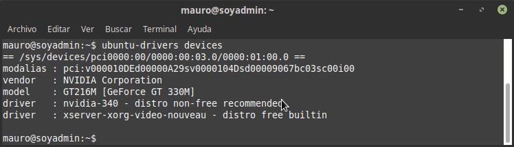 3 maneras de instalar los drivers Nvidia en Ubuntu 18 04 – SoyAdmin com